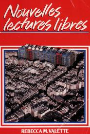 Cover of: Nouvelles Lectures Libres | Rebecca M. Valette